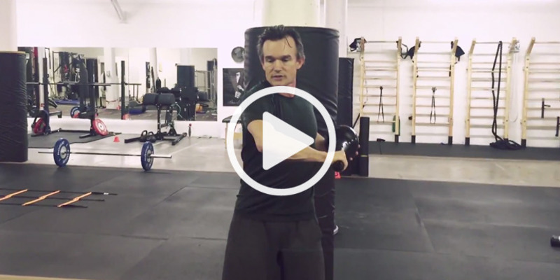Rotational Movement Training Exercises
