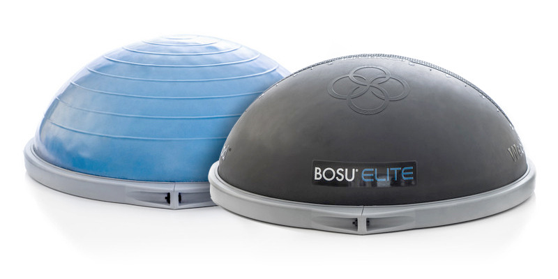 Large bosu vs elite