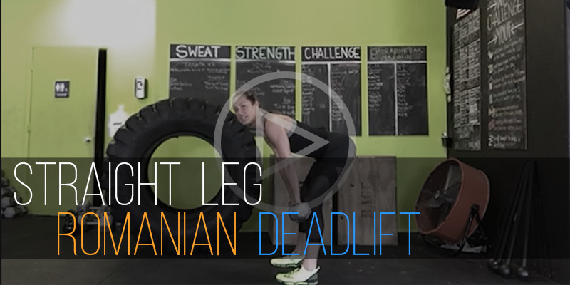 Functional Strength Training with Romanian Deadlifts