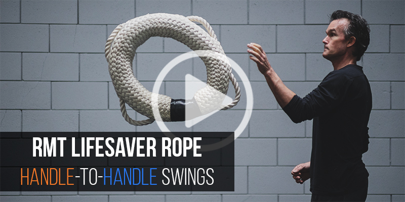 LifeSaver Rope Exercises