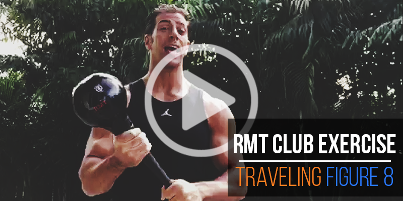 RMT Club Shoulder Mobility Exercise