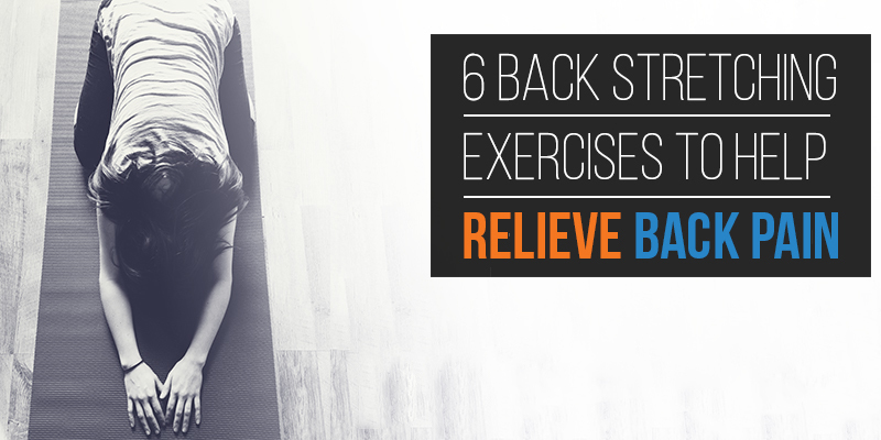 Large 6 back stretches