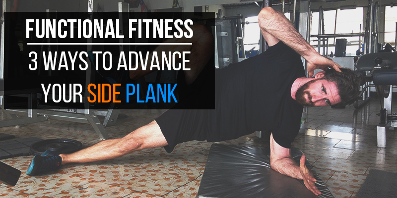 Functional Fitness | Side Planks