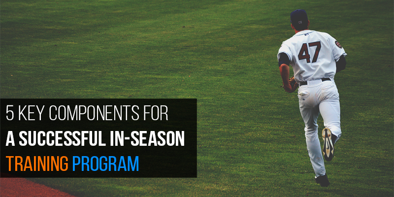 In-Season Training Program