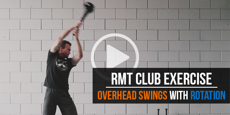 Functional Training Exercises with RMT Club