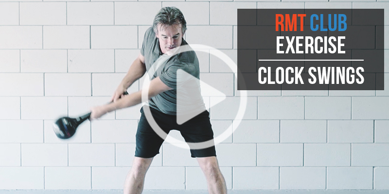 RMT Club Exercise: Clock Swings