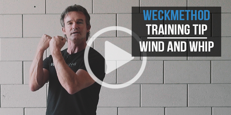 Balance Training: Wind and Whip