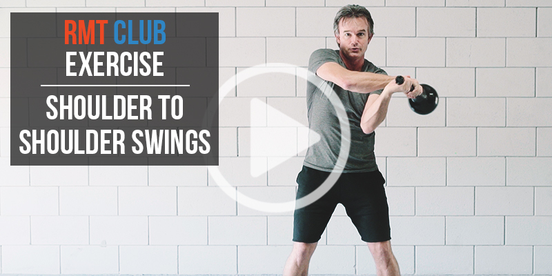 RMT Club Functional Training: Shoulder to Shoulder Swings