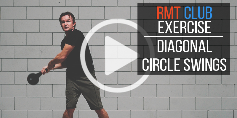 RMT Club Exercise: Diagonal Circle Swings