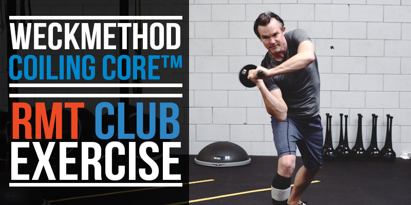 RMT Club Exercise: Coiling Core Pulse