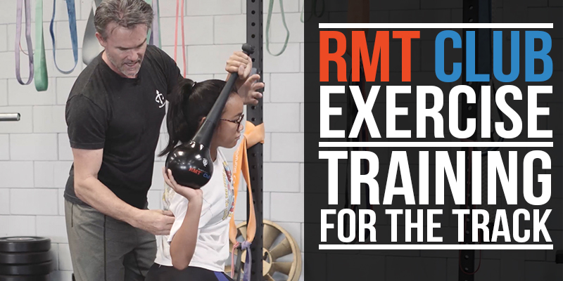 RMT Club Exercise: Training for the Track