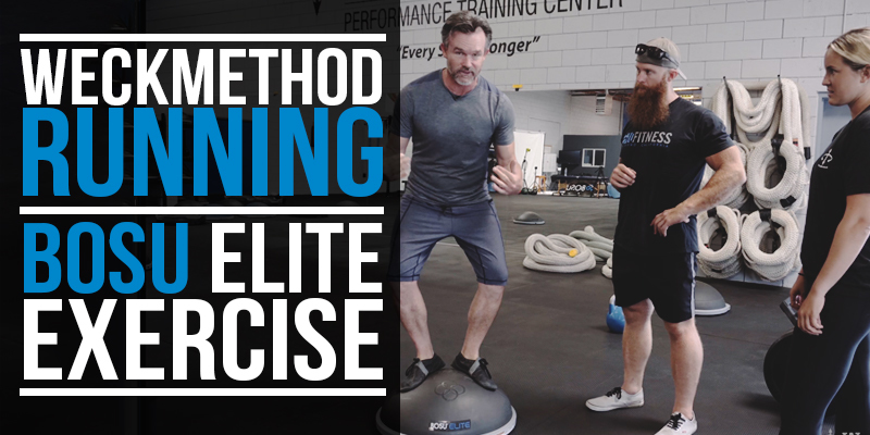 Improve Running Form | BOSU Elite