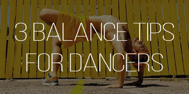 Balance Training Tips for Dancers | WeckMethod