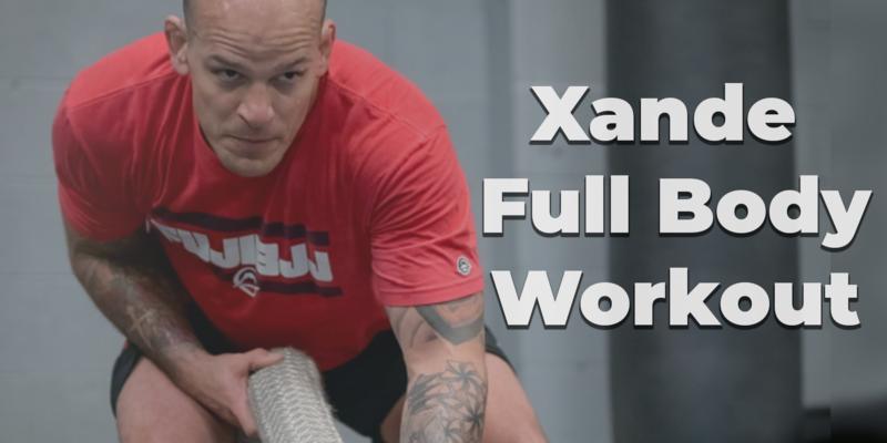 Large xande workout 1