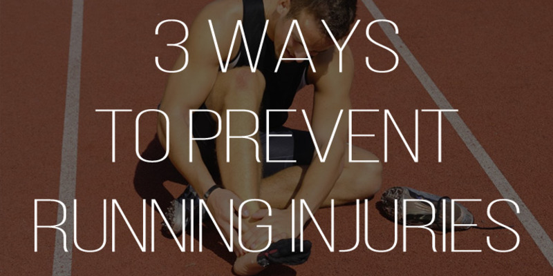 Large running injury prevention