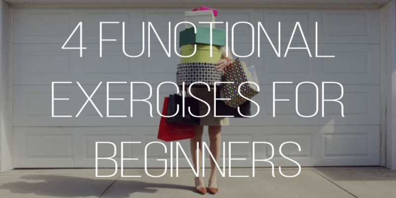 Functional Exercises for a Beginner | WeckMethod