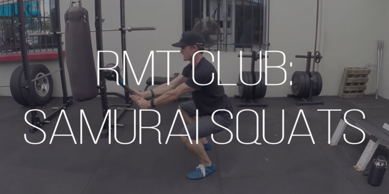 RMT Club Proper Squat Form | Squat Mechanics | WeckMethod