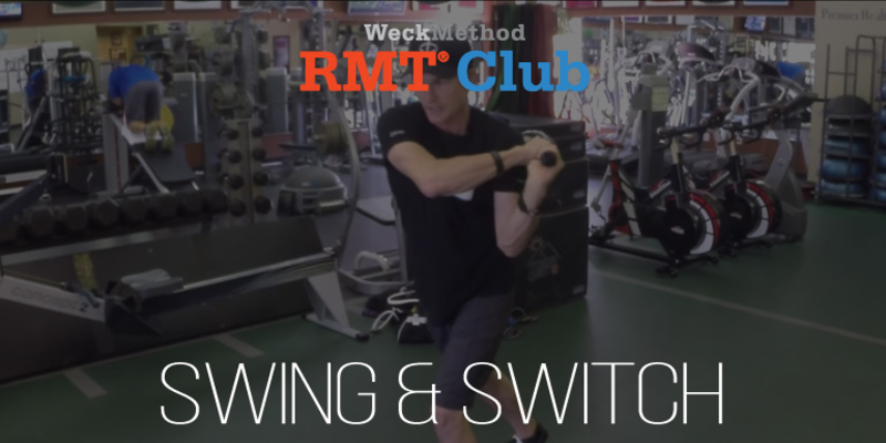 RMT Club Swing & Switch | RMT Club