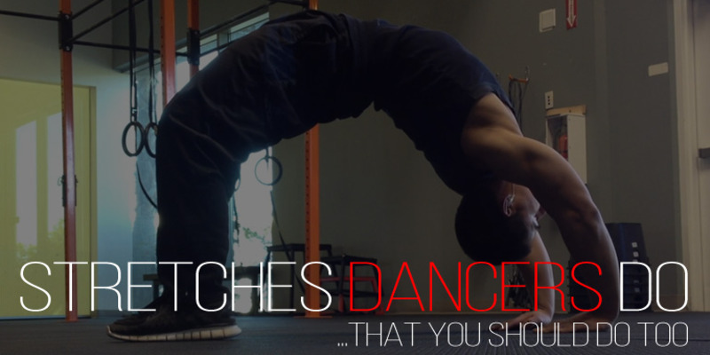 Top 5 Stretches Dancers Do | WeckMethod