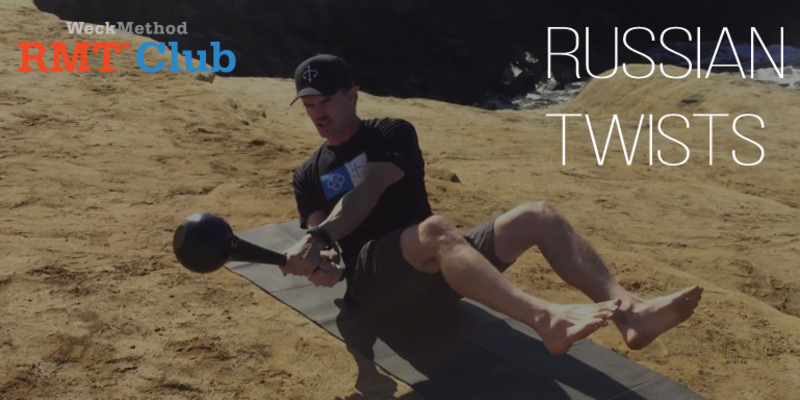 Hip Flexor Exercises | RMT Club | WeckMethod