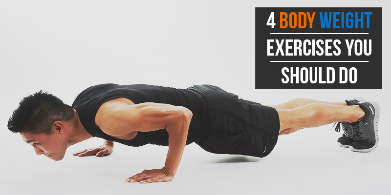 Bodyweight Exercise | WeckMethod
