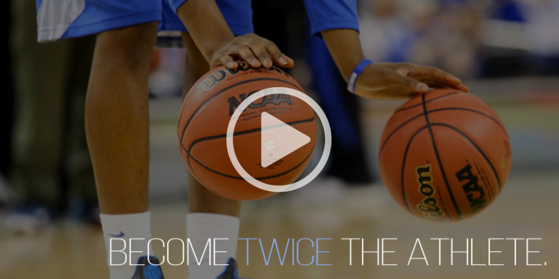 Non-Dominant Side Training with Basketballs | WeckMethod