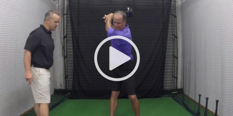 RMT Club Golf Swing Exercise