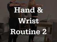 Thumb handandwristroutine2