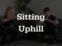 Thumb sittinguphill