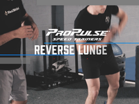 Thumb reverse lunge
