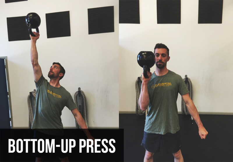 Kettlebell Training | Press