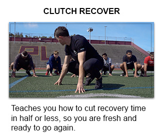 Clutch recovery - info banner