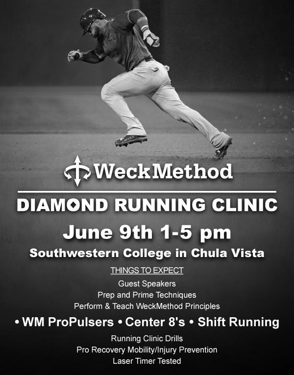 WeckMethod Running clinic - banner