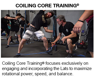 Coiling Core Training - Sub Banner