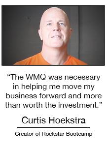 Curtis Hoekstra - Testimonial Sub Banner