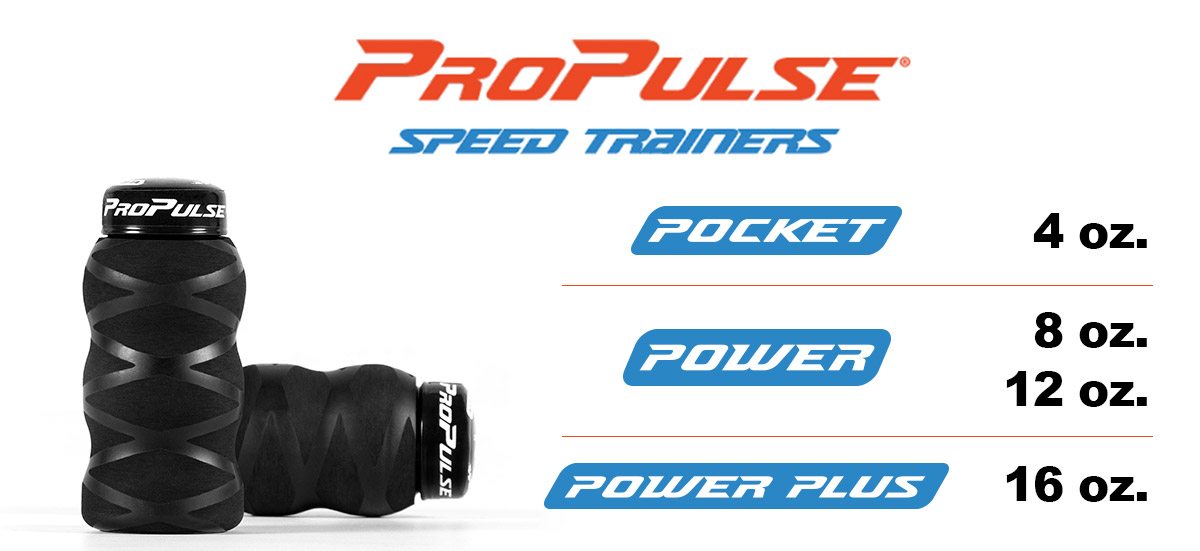 ProPulse® Speed Trainer info banner