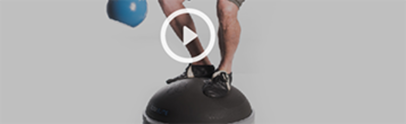 Large bosu core and reflexive