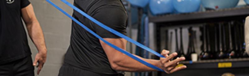 Large lfe strength training
